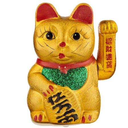 Γάτα της τύχης (Maneki Neko) μικρή