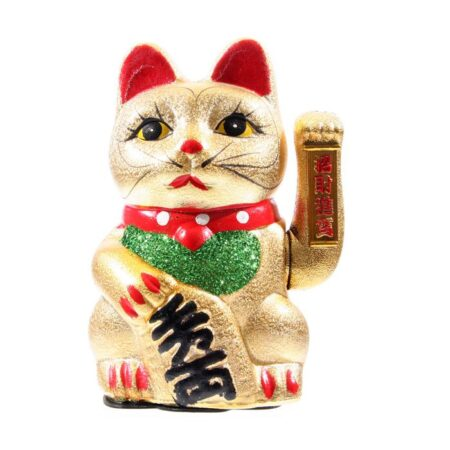 Γάτα της τύχης (Maneki Neko) μεγάλη